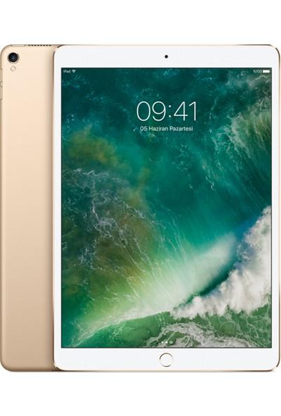 "Apple iPad Pro Wi-Fi Cellular 64GB 10.5"" FHD 4G Tablet - Gold MQF12TU/A"
