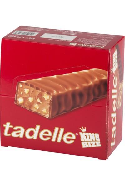 Tadella King Size Sütlü Fındıklı Çikolata 52 Gr * 16 Adet