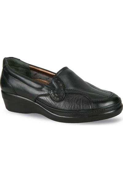 Ceyo Kadın Ayakkabı Siyah 9920-8