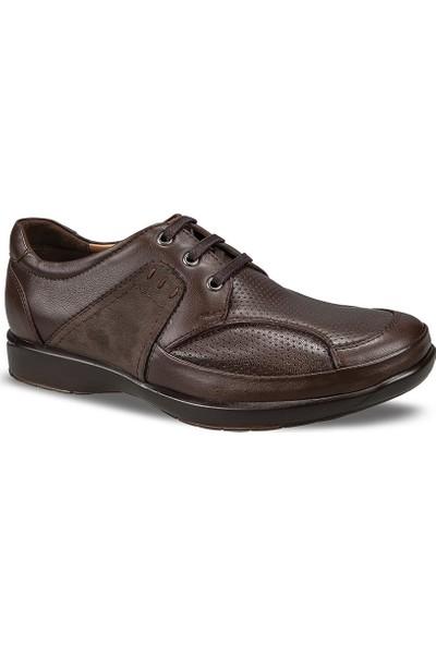 Ceyo Erkek Ayakkabı Kahverengi 9925-22