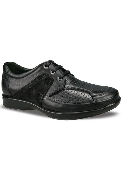 Ceyo Erkek Ayakkabı Siyah 9925-22