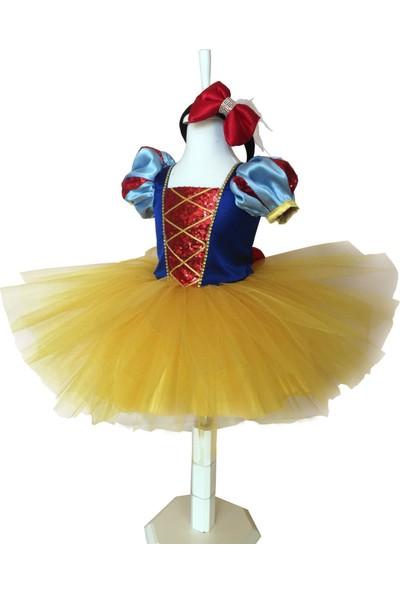 Pan Kostüm Pamuk Prenses Mini Elbise