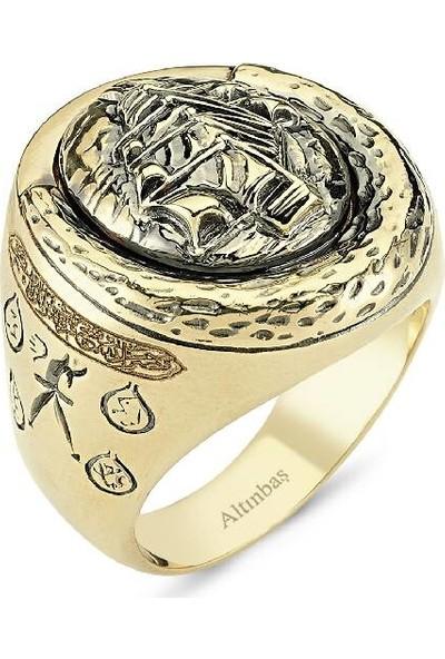Altınbaş Erkek Yüzüğü AYZ0001-24708