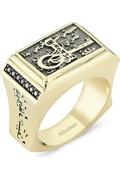 Altınbaş Erkek Yüzüğü AYZ0003-24708