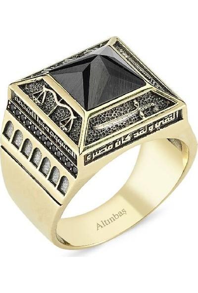 Altınbaş Erkek Yüzüğü AYZ0009-24708
