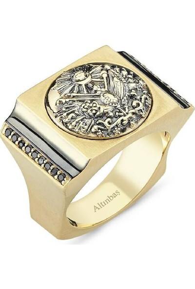 Altınbaş Erkek Yüzüğü AYZ0013-24708