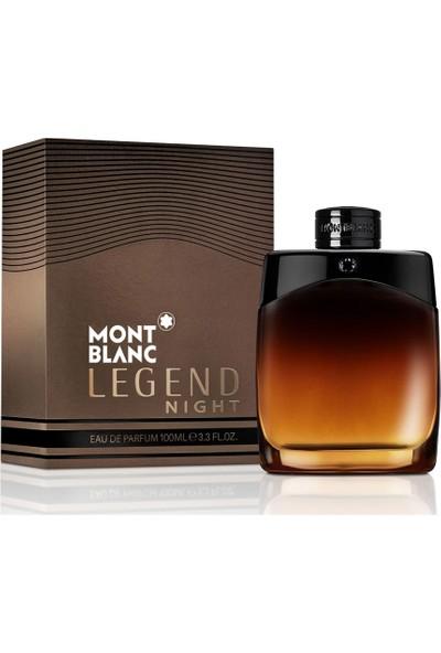 Mont Blanc Legend Night EDP 100 ml - Erkek Parfümü