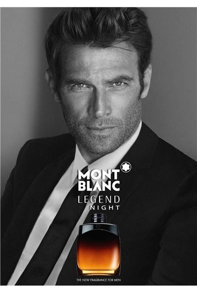 Mont Blanc Legend Night EDP 50 ml - Erkek Parfümü