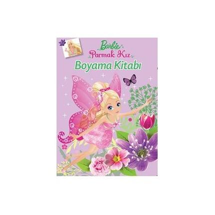 Barbie Parmak Kız Boyama Kitabı Fiyatı Taksit Seçenekleri