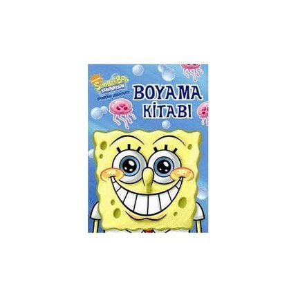 Sunger Bob 48 Sayfa Boyama Kitabi 2 Kolektif Fiyati