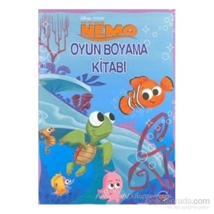 Kayip Balik Nemo Oyun Boyama Kitabi Kolektif Fiyati