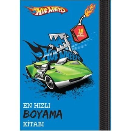 Hot Wheels Boyama Sayfasy Boyama Sayfasi
