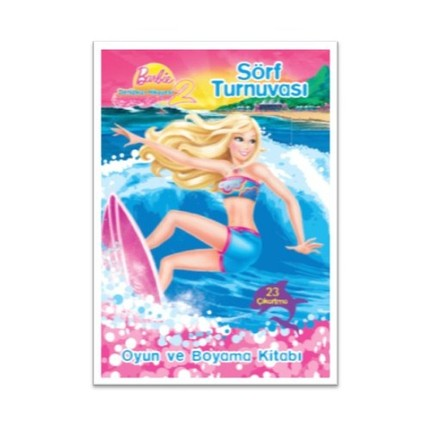 Barbie Deniz Kızı Hikayesi 2 Sörf Turnuvası Kolektif Fiyatı