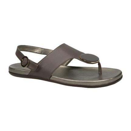 Ceyo 9833-29 Kahverengi Kadın Sandalet