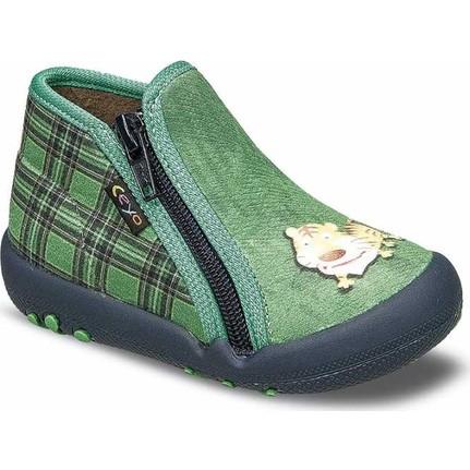 Ceyo Erkek Çocuk Ayakkabı Yeşil 9897-22