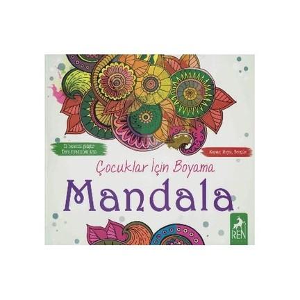 çocuklar Için Boyama Mandala Kolektif Fiyatı Taksit Seçenekleri