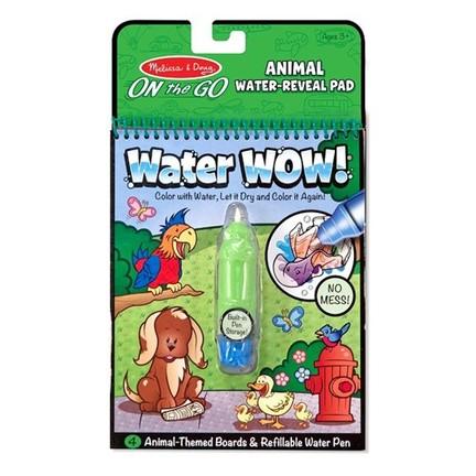 Melissa Doug Water Wow Su Ile Boyama Kitabı Hayvanlar Fiyatı