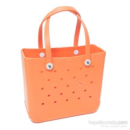 98a037fd33eae Bogg Bag Küçük Boy Plaj Çantası Turuncu Fiyatı - Taksit Seçenekleri