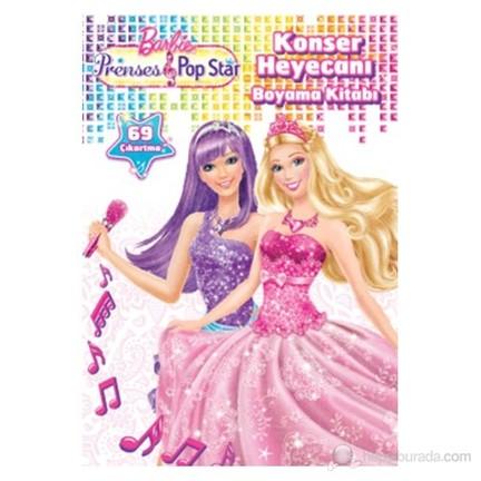 Barbie Prenses Ve Popstar Konser Heyecanı 4 Yaş Ve üzeri Fiyatı