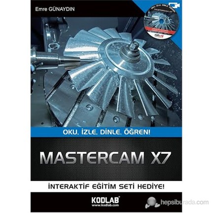 Mastercam X7 - Emre Günaydın