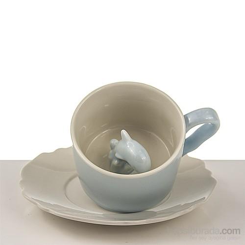 Mukko Home Porselen Çay - Kahve Fincanı
