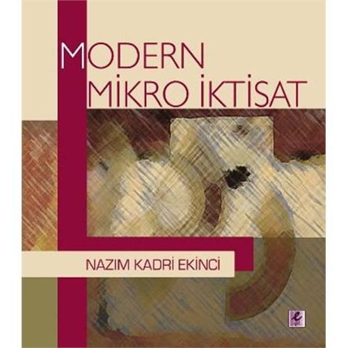 Modern Mikro İktisat