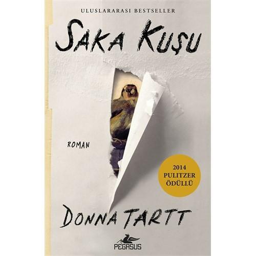 Saka Kuşu - Donna Tartt
