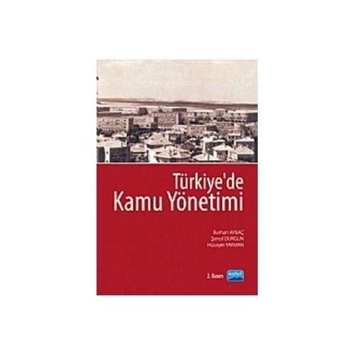 Türkiye'De Kamu Yönetimi-Şenol Durgun