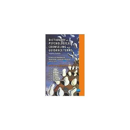 Psikolojik Danışma Ve Rehberlik Terimleri Sözlüğü