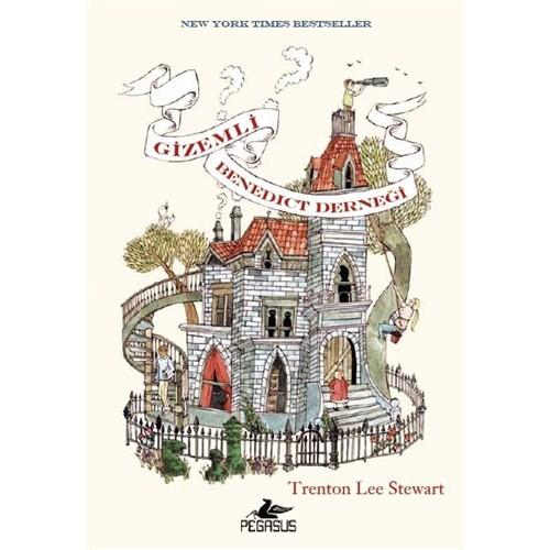Gizemli Benedict Derneği-Trenton Lee Stewart