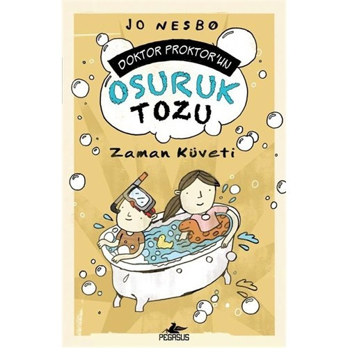 Doktor Proktor'un Osuruk Tozu - Zaman Küveti