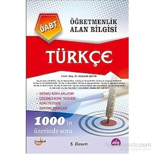 Kısayol 2016 ÖABT Türkçe Konu Anlatımlı