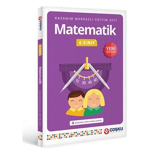 6 Sınıf Matematik Konu Anlatımlı Coşku Yay