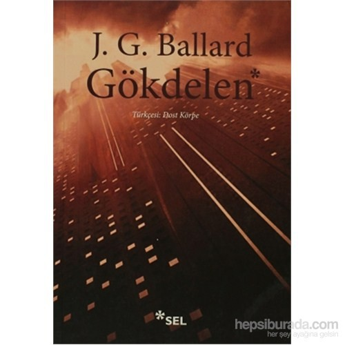 Gökdelen-James Graham Ballard