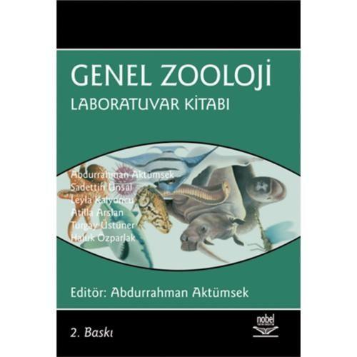 Genel Zooloji Laboratuvar Kitabı