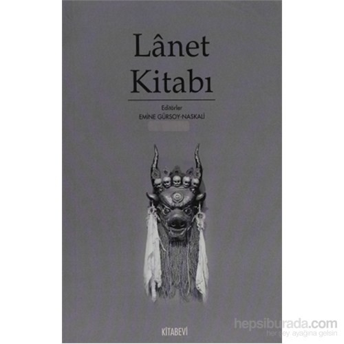 Lanet Kitabı - Emine Gürsoy Naskali