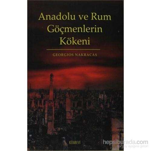 Anadolu Ve Rum Göçmenlerin Kökeni-Georgios Nakracas