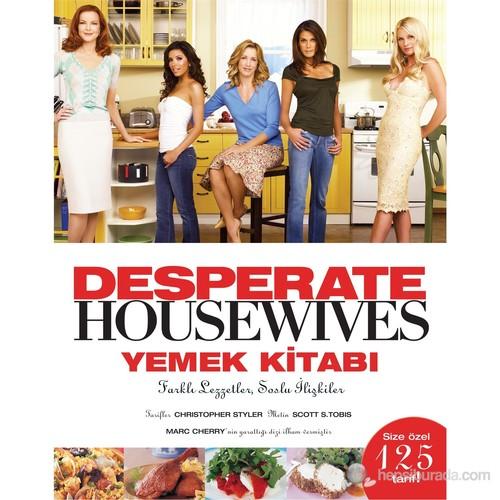 Desperate Housewives Yemek Kitabı (Ciltli)