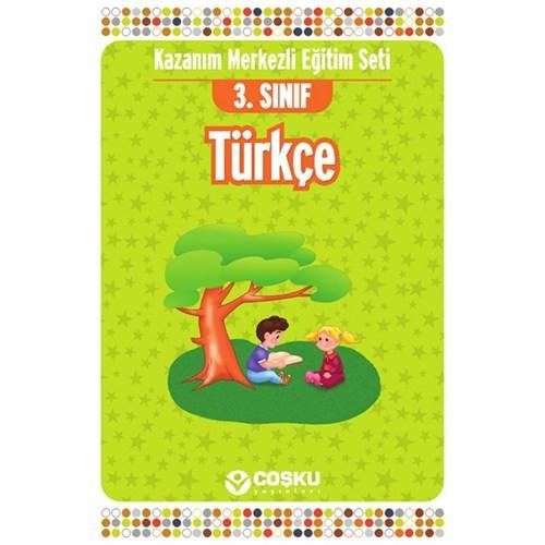 3.Sınıf Türkçe Konu Anlatımlı / Coşku Yay.