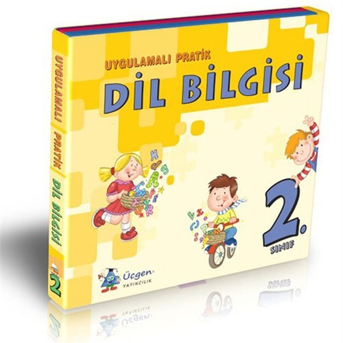 2.Sınıf Uygulamalı Pratik Dil Bilgisi / Üçgen Yay