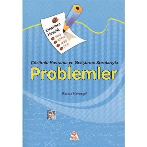 Örnek Akademi Çözümlü Kavrama Ve Geliştirme Sorularıyla Problemler