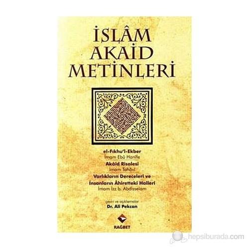 İslam Akaid Metinleri