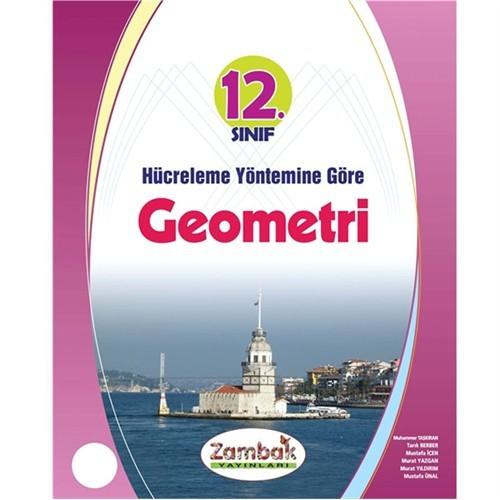 Zambak Yayınları 12. Sınıf Geometri Konu Anlatımlı