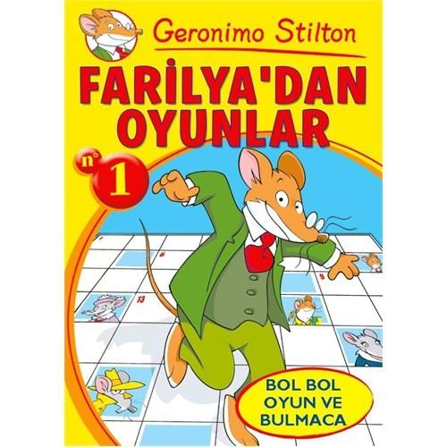 Farilya'dan Oyunlar 1 - Geronimo Stilton