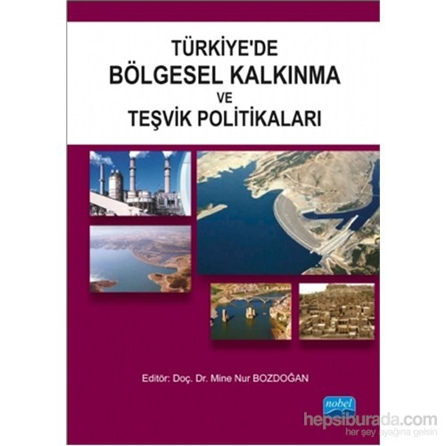 Türkiye'De Bölgesel Kalkınma Ve Teşvik Politikaları-Taylan Kıymaz