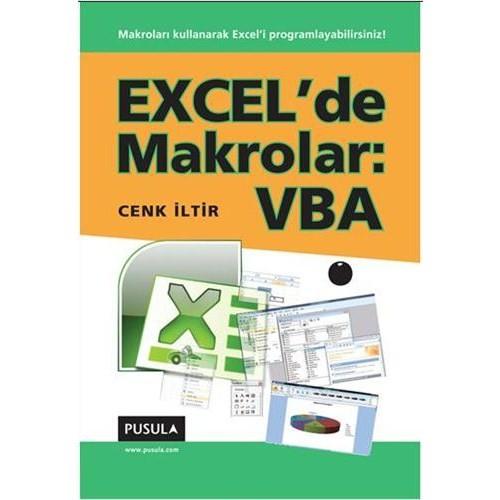 Excel'de Makrolar, VBA