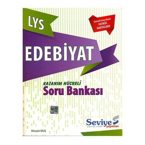 Seviye Yayınları Lys Edebiyat Kazanım Hücreli Soru Bankası