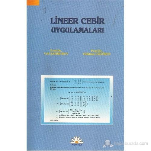 Lineer CEBİR Uygulamaları