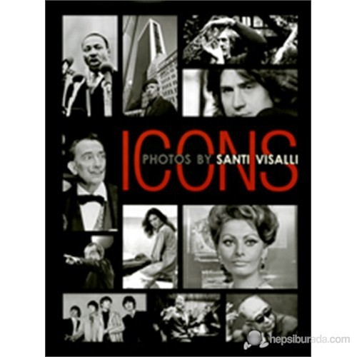 Icons: Photos By Santi Visalli (English/Italian Text)