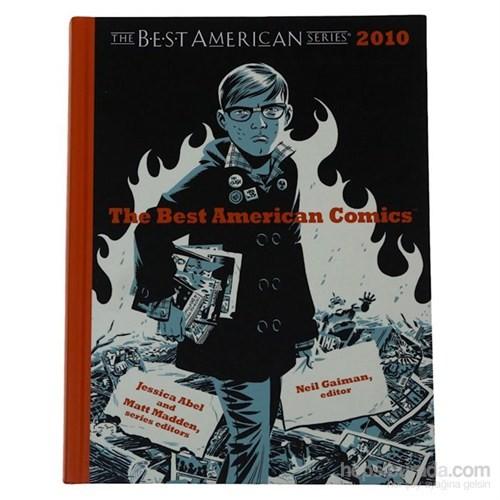 The Best American Comics 2010-Neil Geiman